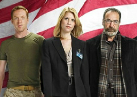 Homeland on Channel 4